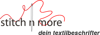 online-shop stitch and more -Logo